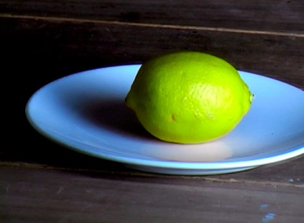 Le Citron (after Manet)