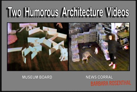 Two Humorous Architecture Videos