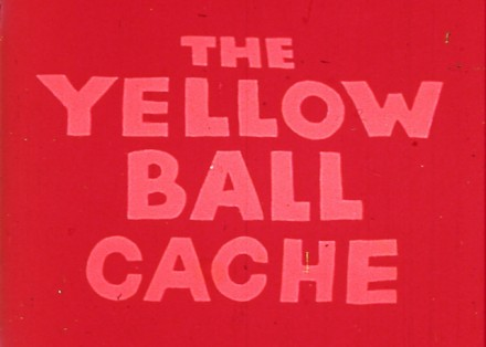 Yellow Ball Cache