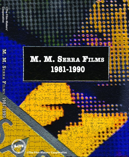 Films by MM Serra 1981-1990 DVD compilation