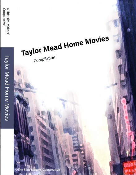 Taylor Mead Home Movies DVD compilation